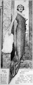 Phyllis Titmuss mint Stazi grófnő