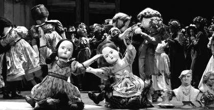 A nürnbergi mesterdalnokok. Salzburger Festspiele / Forster