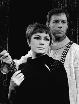 Szerelmem, Elektra (1968) Berek Katival. MTI – Keleti Éva
