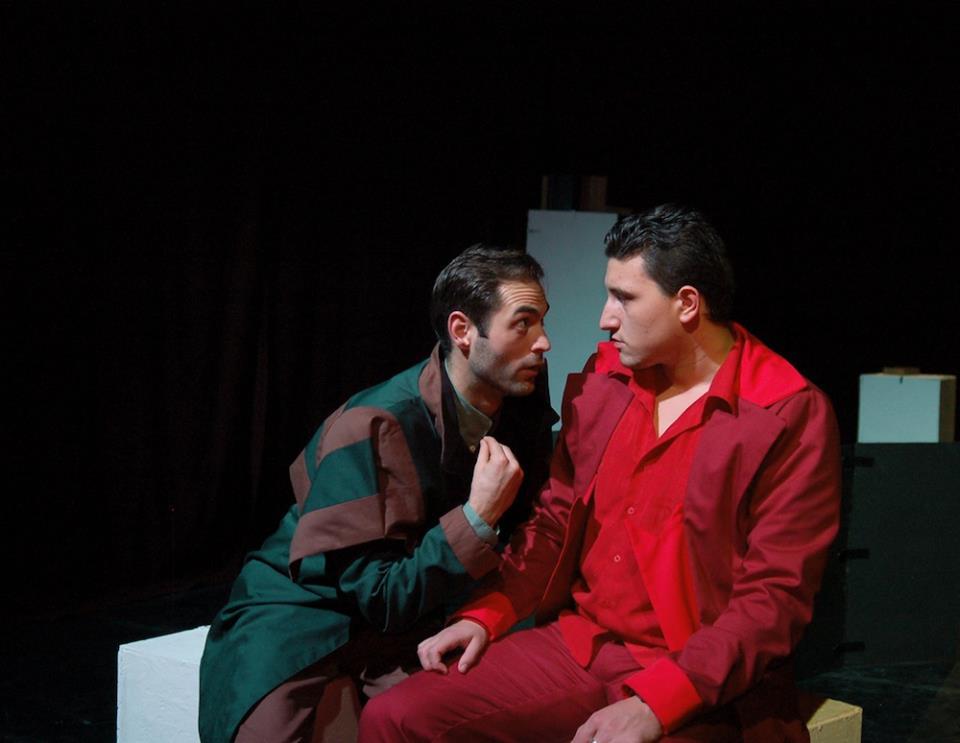 Horváth Szabolcs és Borsányi Dániel / A kép forrása: facebook.com/Szkene